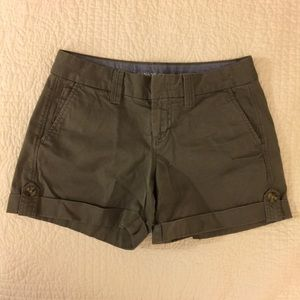Banana Republic Gray Shorts